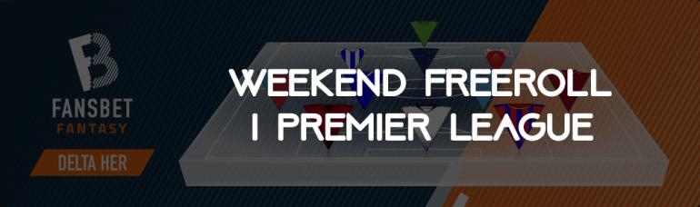 fansbet fantasy weekend freeroll